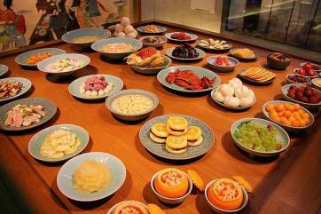 Feast of Song Dynasty