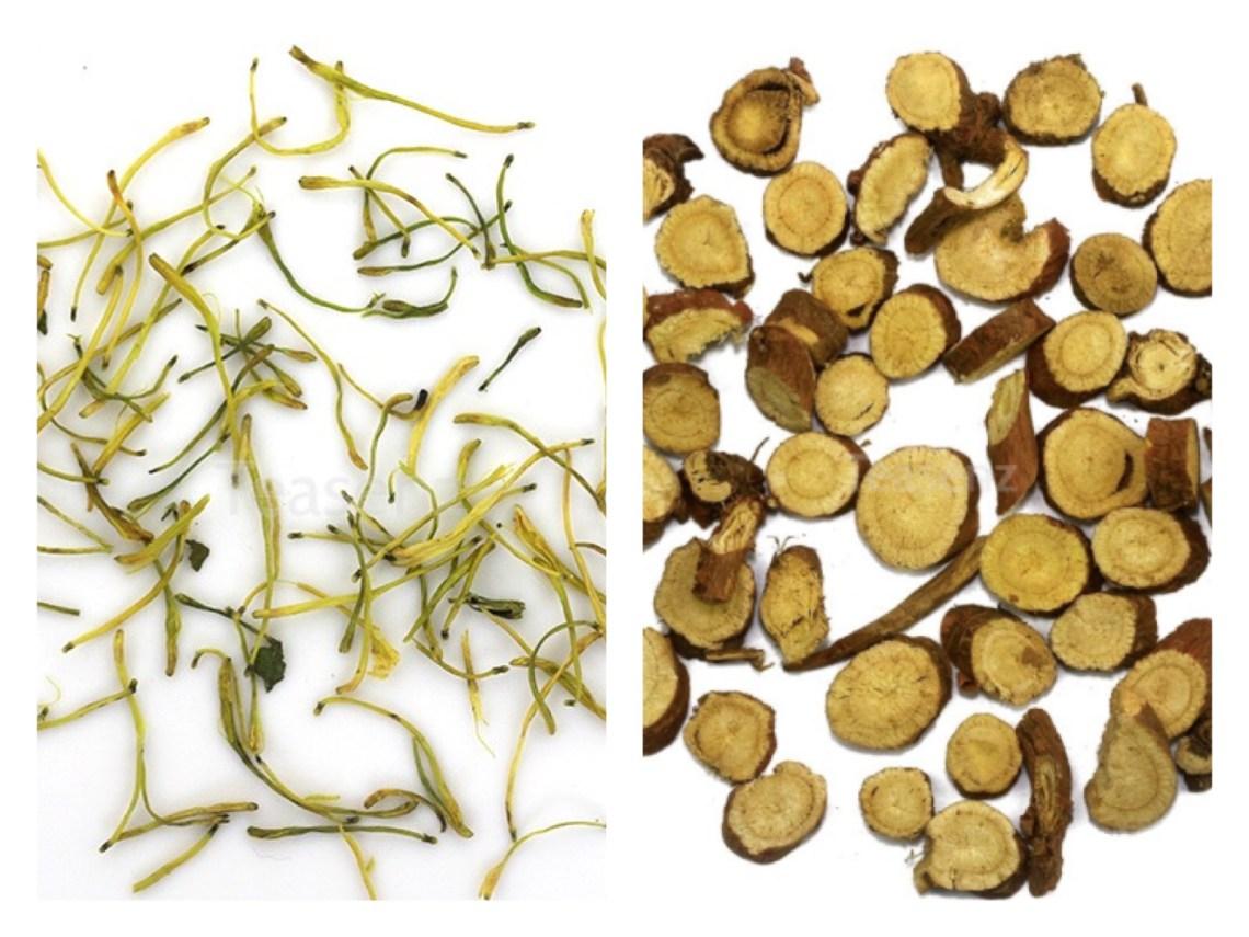 Honeysuckle and Liquorice Root