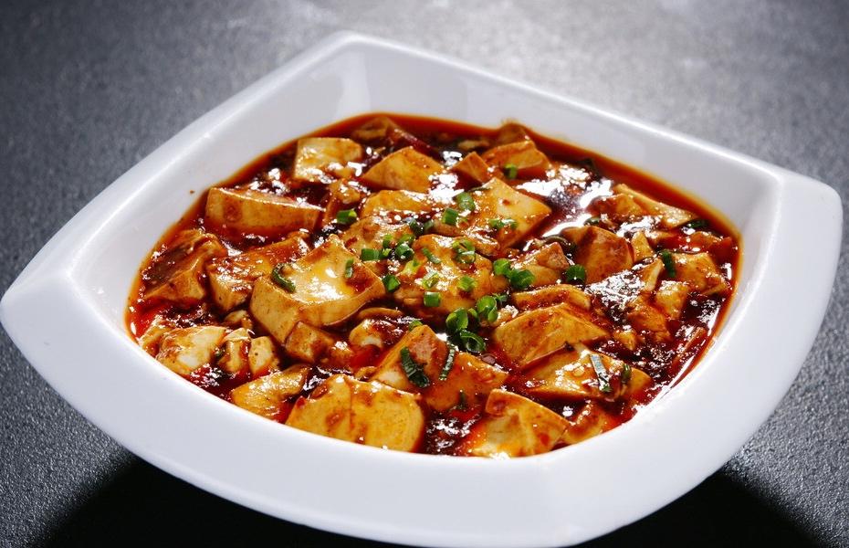 Ma Po Tofu Ma Po Dou Fu 麻婆豆腐