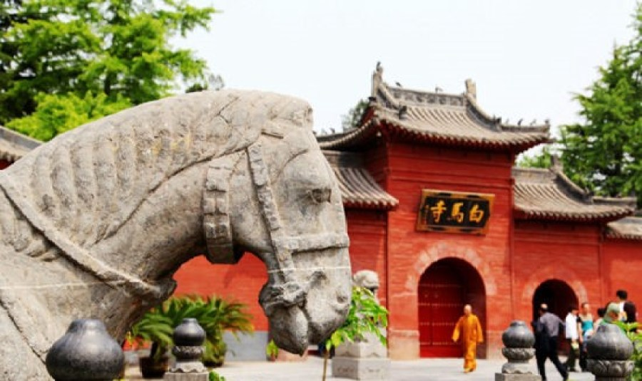 White Horse Temple in Luoyang