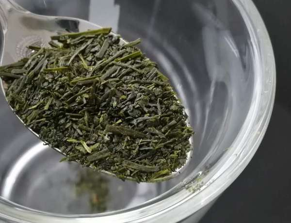 dry leaves Issaku tea