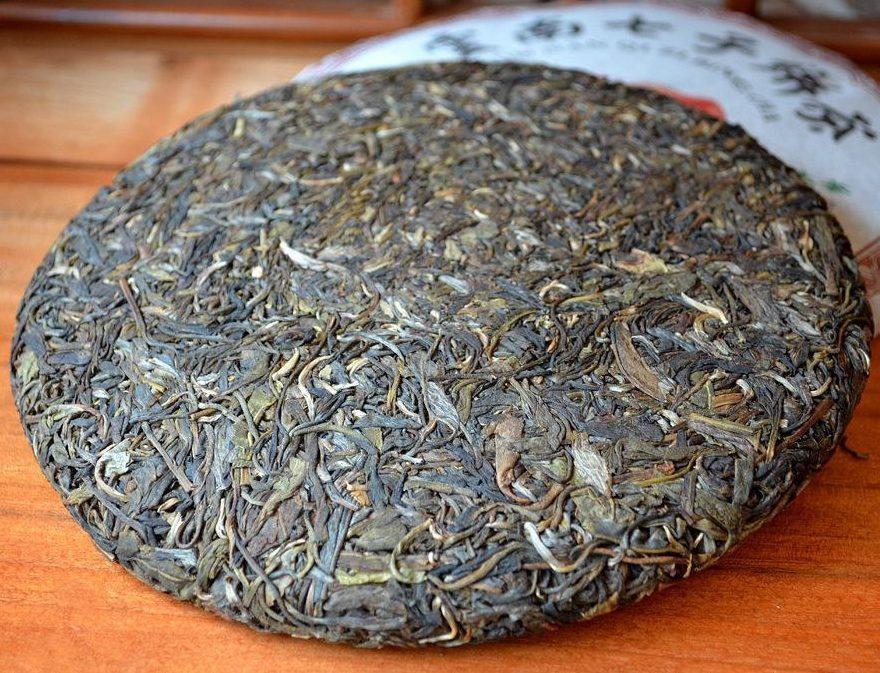 Different Shapes of Pu Erh Tea