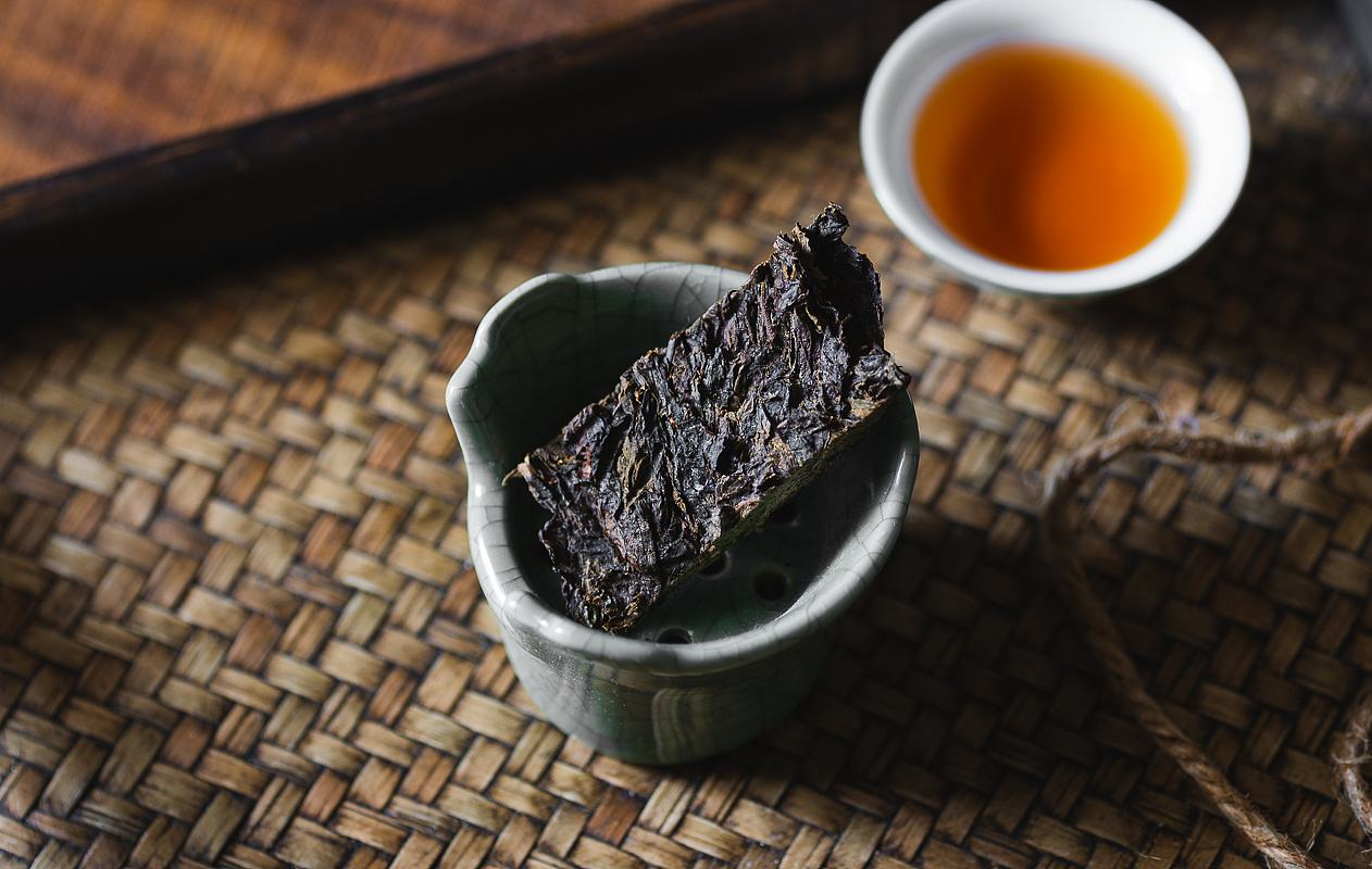 3 Types of Anhua Dark Tea