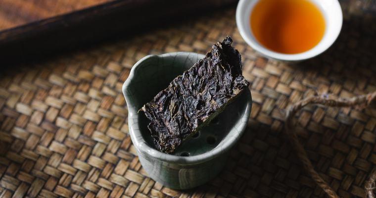 3 Types of Anhua Dark Tea