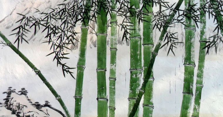Bamboo in Chinese Tea Culture