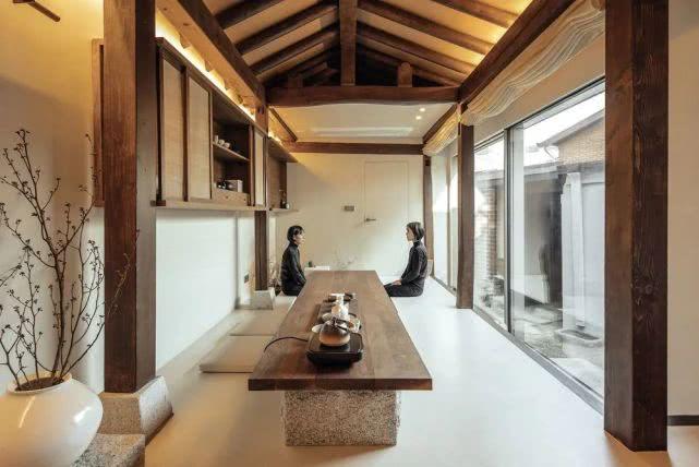 Tea Space Interior Design Inspirations