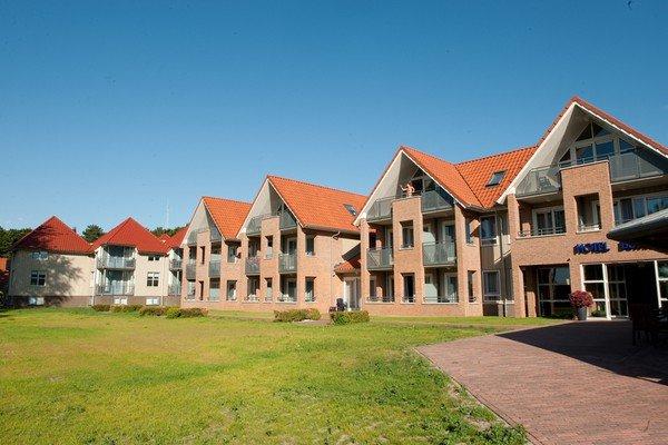 Hotel terschelling overnachten Bornholm