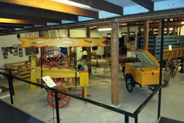 Cultuurhistorisch historisch museum Texel