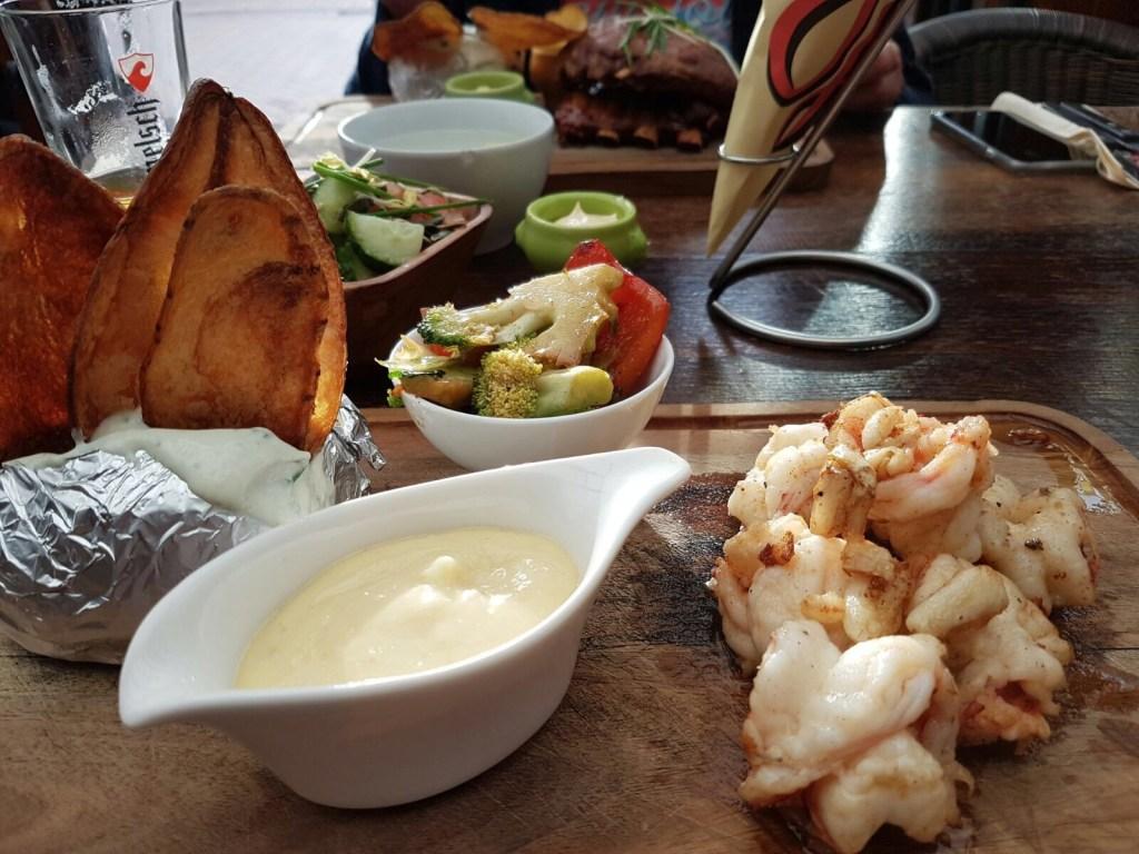 Restaurant Sjans Texel