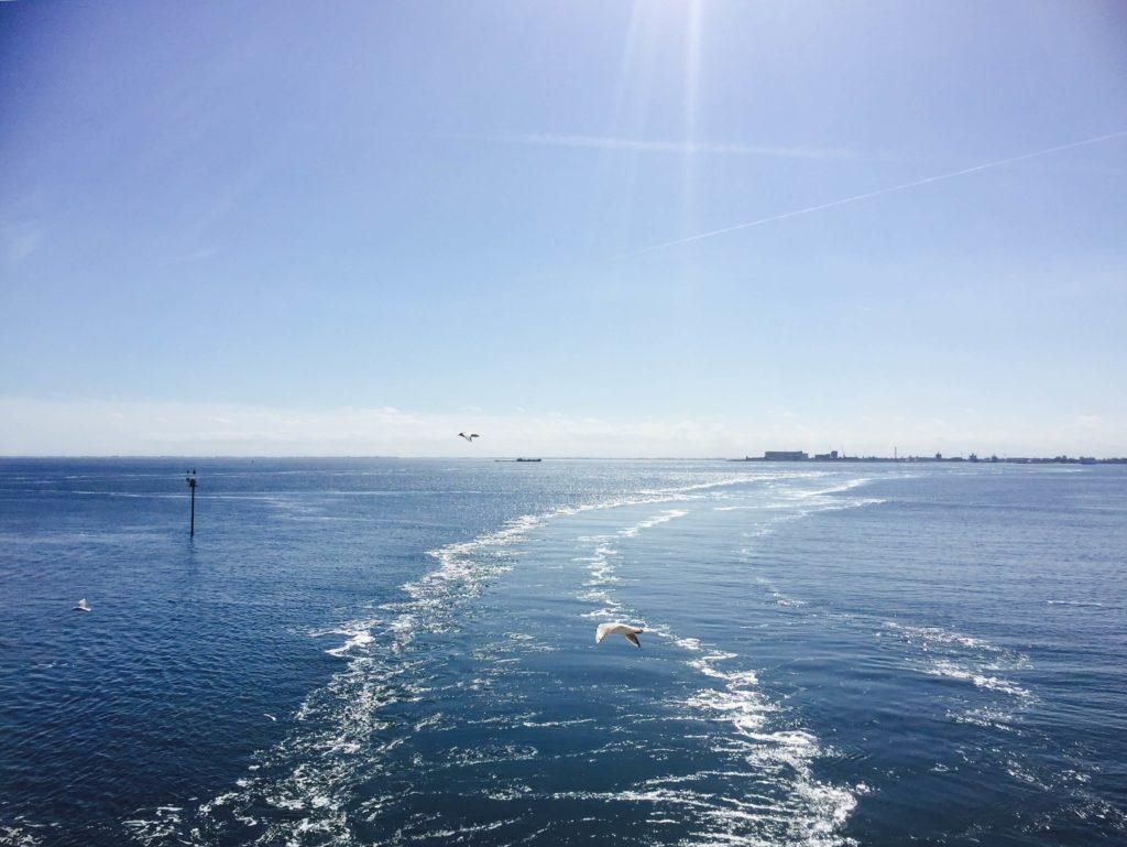 Veerboot Texel TESO Texelstroom