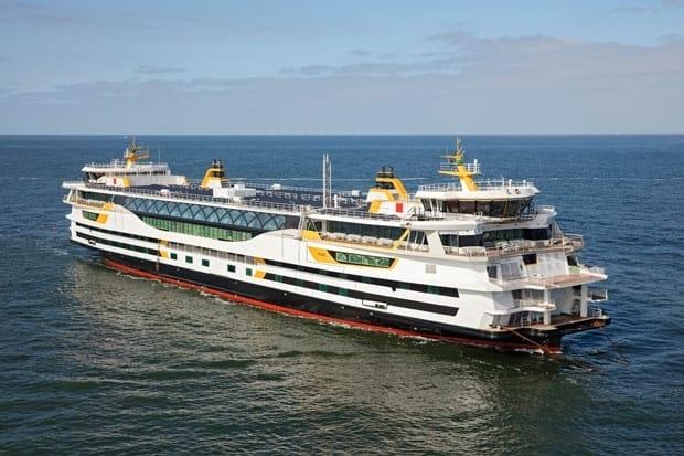 Korting voor boot naar Texel