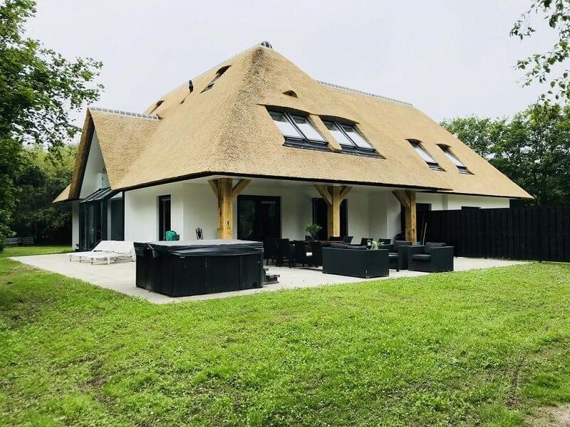 Vakantiehuis op Texel