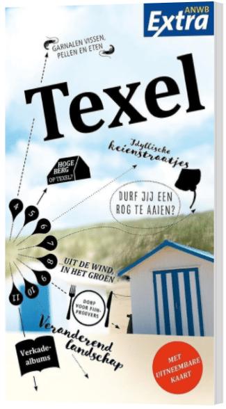 Reisgids ANWB Waddeneiland Texel