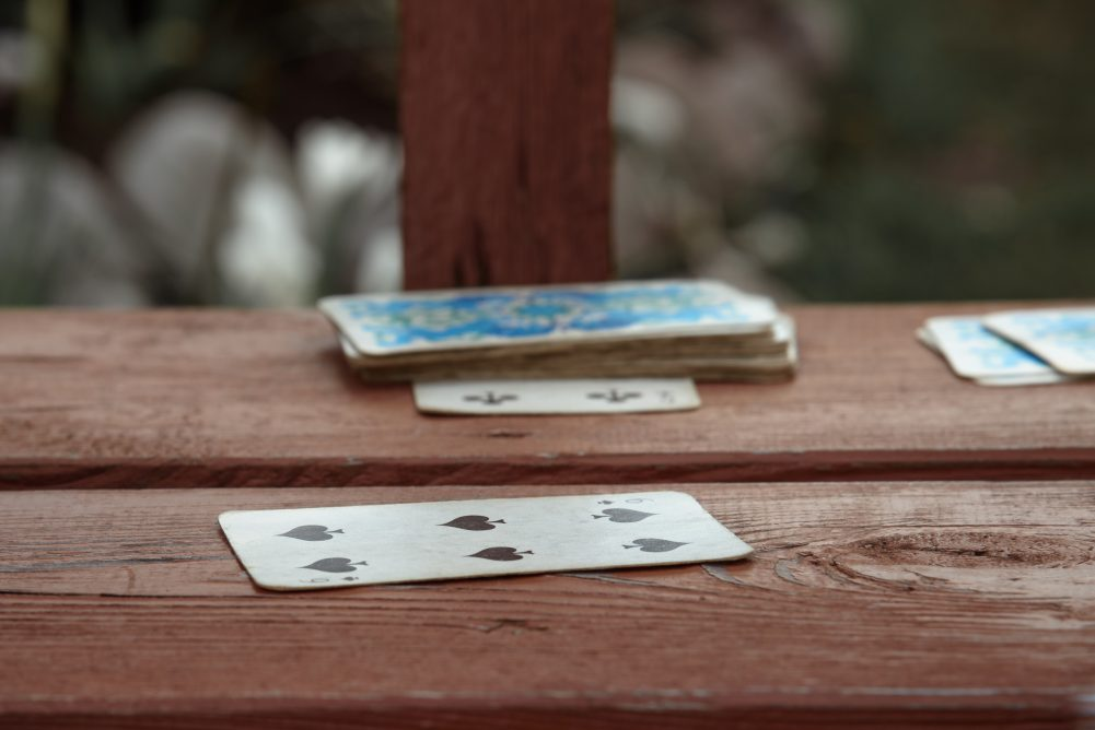 card game math