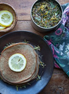 Coconut Pancakes from SugarDetoxMe