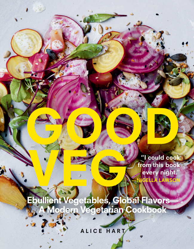 Good Veg Cookbook