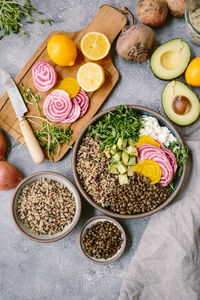 5 Fresh + Gorgeous Meal Bowls That Have Us Super Excited for Spring