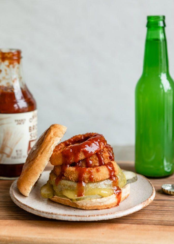 4 Ways to Upgrade Your Next Veggie Burger