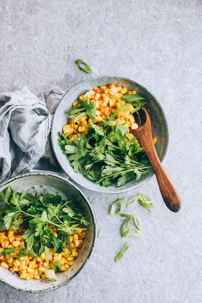 Shake Up Your Side Dish Rotation With This Coconut Milk Corn Recipe