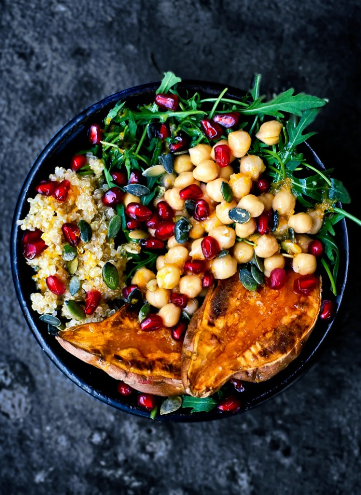 7 Nourishing Plant-Based Meal Bowls to Make This Fall