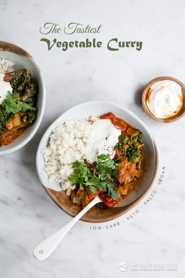 10 More Veggie-Packed Keto Vegetarian Recipes to Try