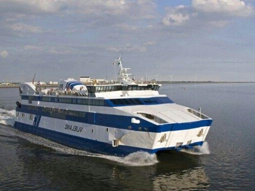 Boot vlieland tijden kosten parkeren