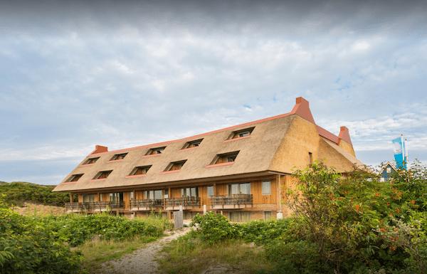 Vakantiepark Vlieland Landal overnachten