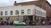 berühmter Donut Shop