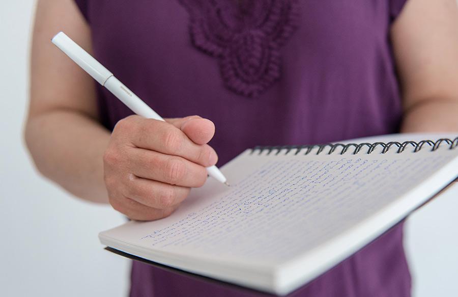Journaling Stephanie Dethlefs book coaching