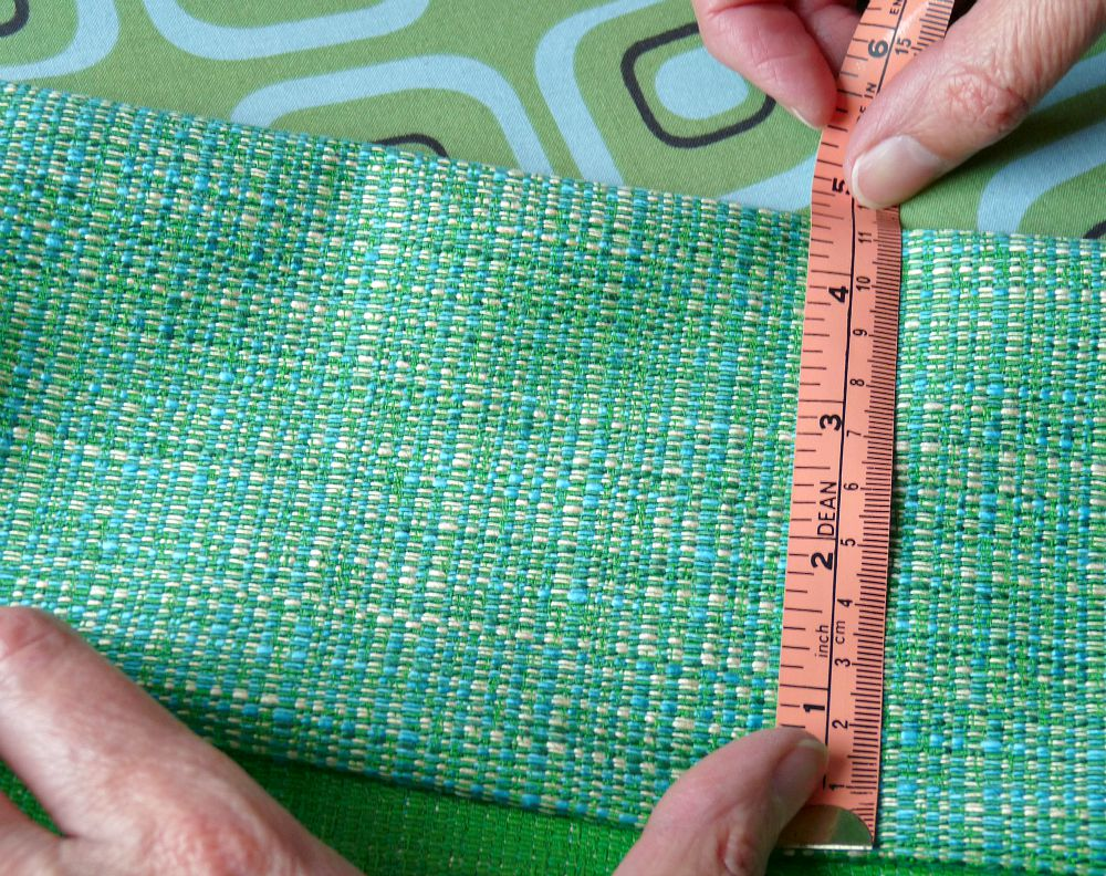 DIY Back Tab Curtains- Hello Yellow Blog by Leon's Furniture. Learn how to sew your own Back Tab Curtains in this step by step tutorial.