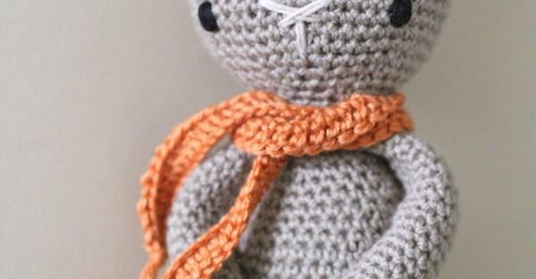 Honey Bunny Amigurumi Dress-Up Doll with Garden Play Mat: Crochet ... | 312x600