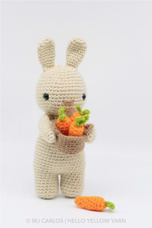 Crochet Perfect Carrot Amigurumi Free Pattern With Video | Häkeln ... | 750x500