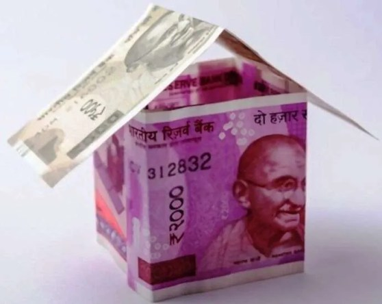 INDIAN NOTE CURRENCY MA LAKSHMI RS 2000 NOTE AS HOME