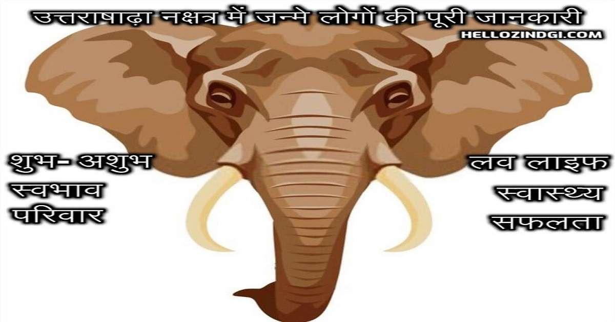 Uttarashadha nakshatra love health career success family life hellozindgi.com