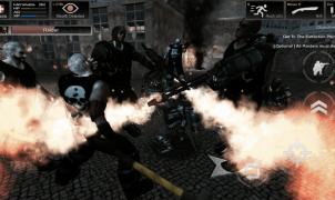 Post Brutal - Fighting Raiders