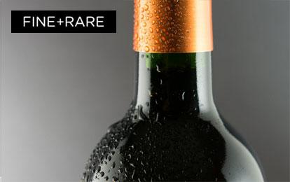 Fine + Rare wines