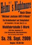 Gerhard Helmi Eichberger - Fyler Helmis Nightmare - rockshow - michael jackson - 26-09-2009 - blaulicht und graulicht