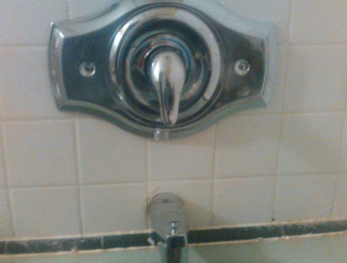 after shower repair single valve shower faucet installation chrome remodel plate