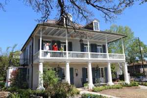 oldest house in New Orleans