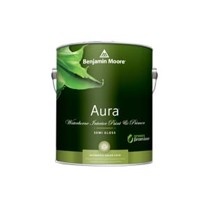 Aura Interior Paint Semi Gloss