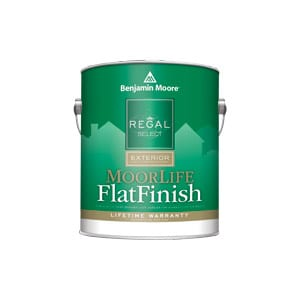 Regal Select Exterior Flat Finish