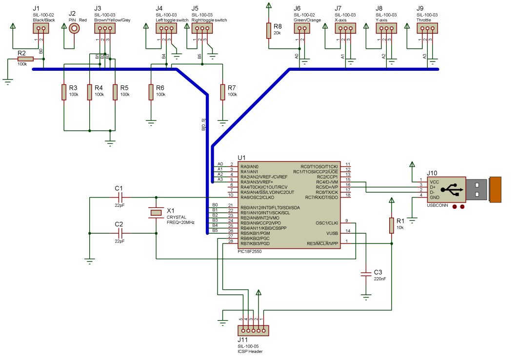 schematic?resize=665%2C468 serial ata to usb wiring diagram usb to rs232 converter circuit usb keyboard wiring diagram at alyssarenee.co