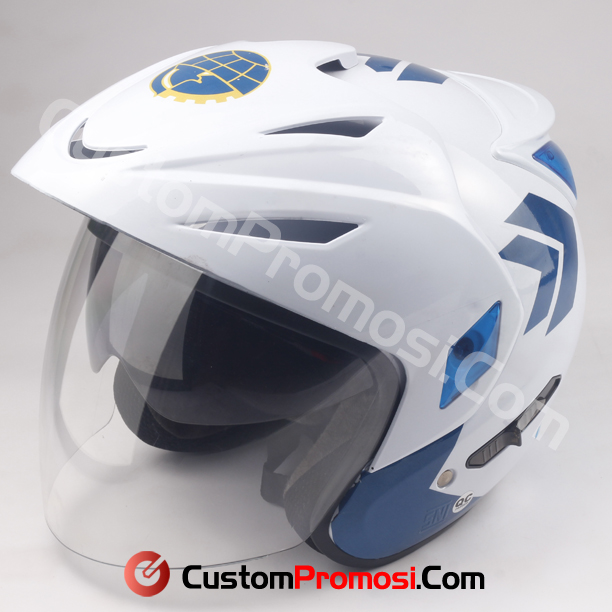 Helm Promosi Dishub Denpasar