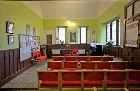 The Church Hall Bunillidh Church of Scotland