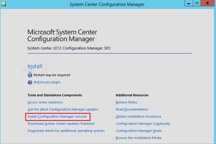 Configuration Manager cannot connect to the site [Error]