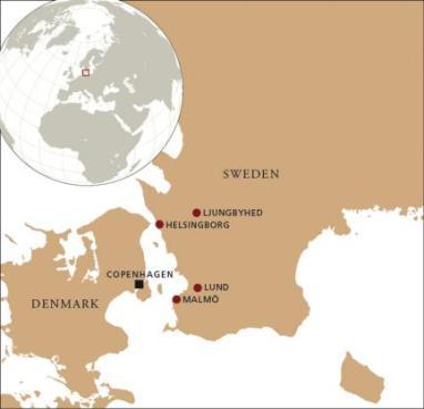 map-skane-globe-lund-university