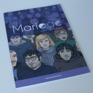 couverture de la BD Mariage d'Héloïse Finoux-Nikolic