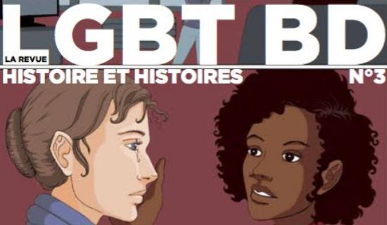la revue LGBT BD n°3