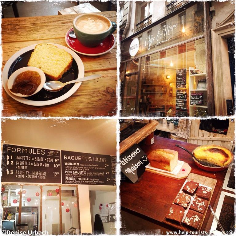 Baguett's Café Paris