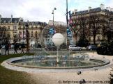 Weihnachten Champs-Elysées